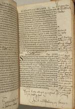 CLASSICAL LITERATURE. 1. CICERO, MARCUS TULLIUS. De oratore. BOUND WITH: Orator. AND: De claris oratoribus. Venice: Paulus Manutius Aldus, 1550.