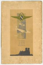 CHAMPAGNE AVIATION WEEK, 1909 AND 1910. 3 items, comprising: SABATTIER, LOUIS, artist. Les beaux soirs de 1909: impression de Bétheny (19 aout). [Paris: l'Illustration, 1909.]
