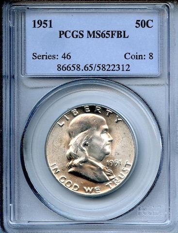 1951 MS65FBL PCGS