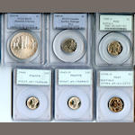 Miscellaneous PCGS Coins