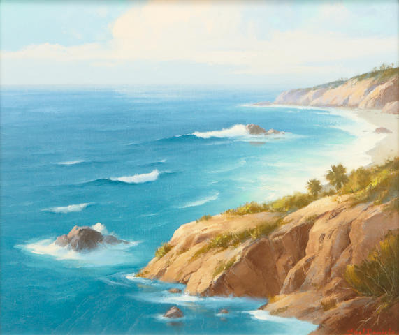 Earl Daniels, Crown Pt., Laguna Beach