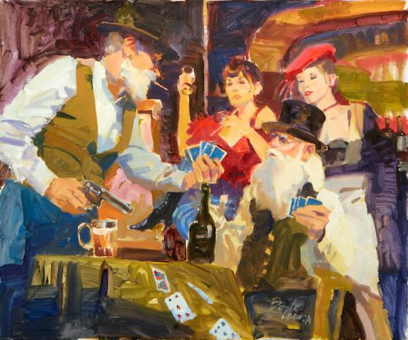 Neil Boyle, Card Game