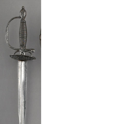 A French small sword