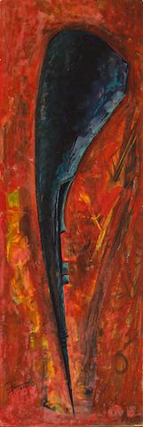 Ben (Benedict Chukwukadibia) Enwonwu, M.B.E (Nigerian, 1917-1994) Head study