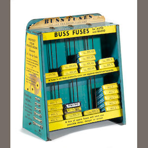 A Buss fuse display, c.48,