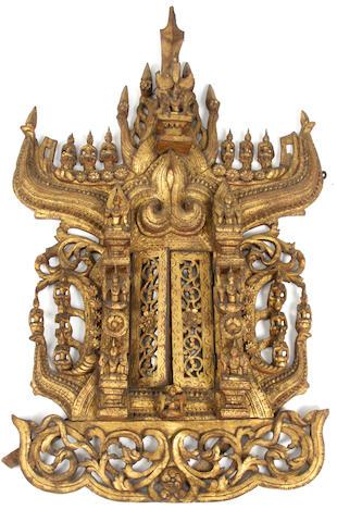 A Thailand altar piece