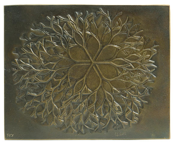 Ruth Asawa (American, born 1926) Untitled, 1979 5 1/4 x 6 1/4in (13.3 x 15.9cm)