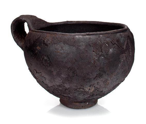 Bamum Pot, Cameroon
