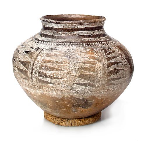 Makonde Water Vessel, Tanzania/Northern Mozambique