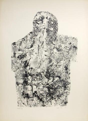 Misch Kohn (American, born 1916); Figure;