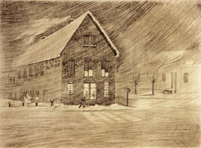 Various Artists; Winter Night Markleeville; Ein Viertel Weiss; (2)