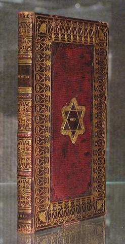BINDING. Hymnes en prose, pour les enfans. London: Darton, Harvey & Darton, 1818.<BR />