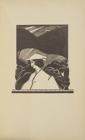 WILDER, THORNTON. 1897-1975. The Bridge of San Luis Rey. New York: Albert & Charles Boni, 1927.