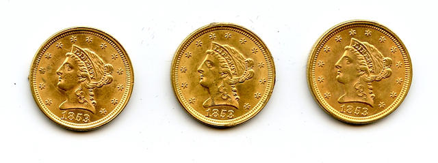 1853 $2.5 (3)