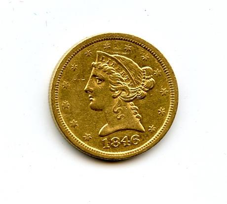 1846-O $5