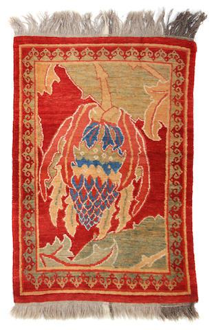 A Portugese rug