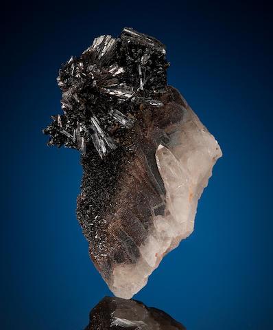 Crystalized Goethite