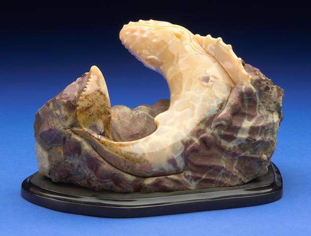 Oregon Opal Humpback Whale