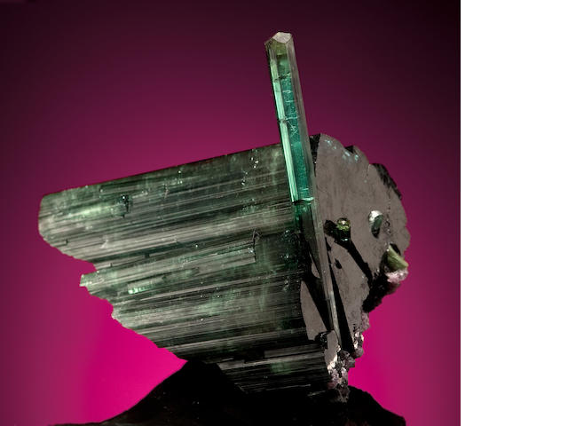 Tourmaline, Pederneira Mine