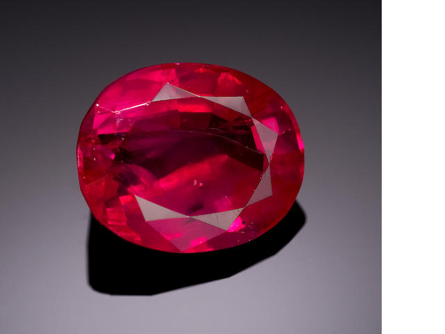 Natural Burmese Ruby