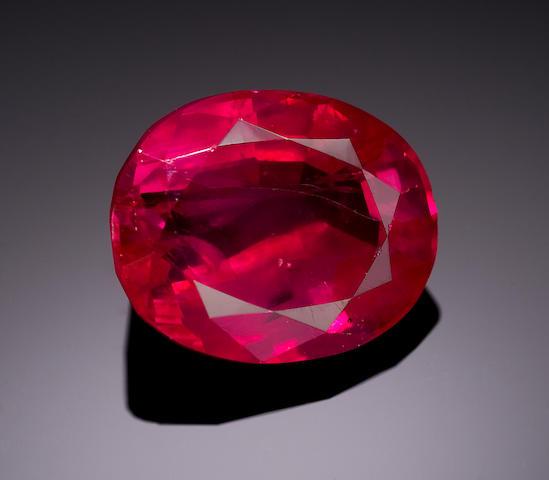 Natural Burmese Ruby
