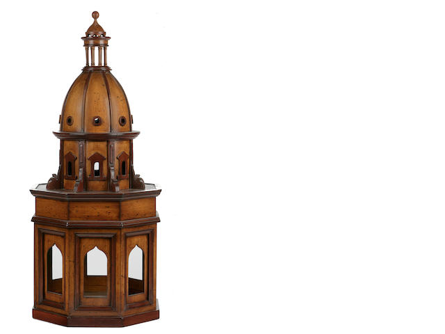 Architectural Model of a Cupola