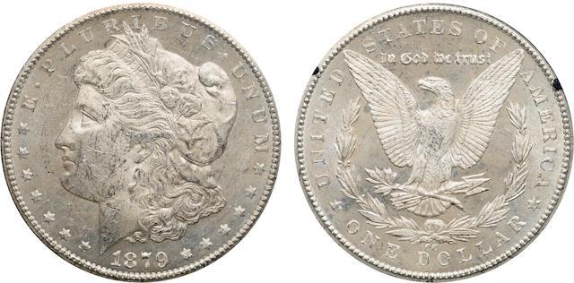 1879-CC $1 GSA MS60 NGC