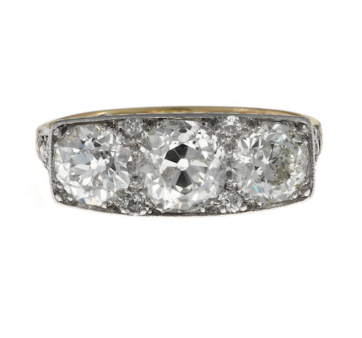 An antique diamond ring, ***please date me!!!***