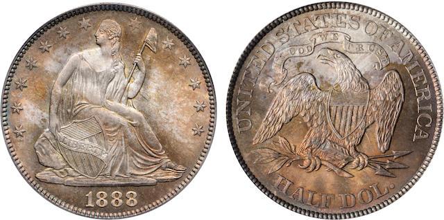 1888 50C MS66 PCGS