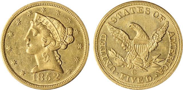 1852-C $5