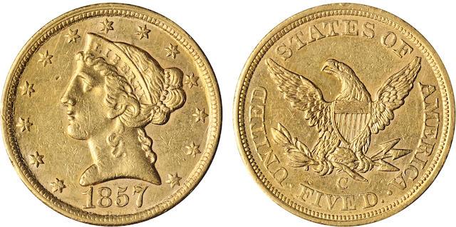1857-C $5