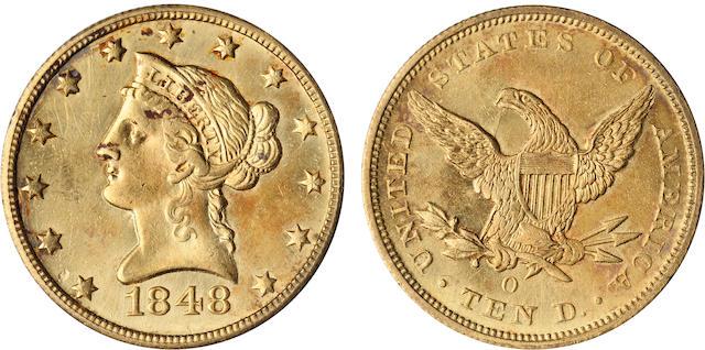1848-O $10