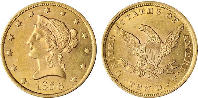1856 $10
