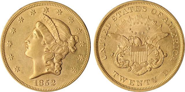1852 $20