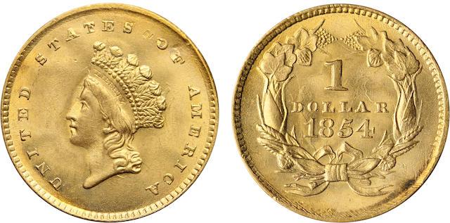 1854 Type 2 G$1