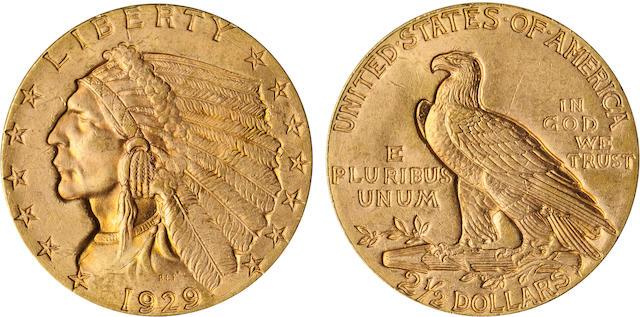 1929 $2.5