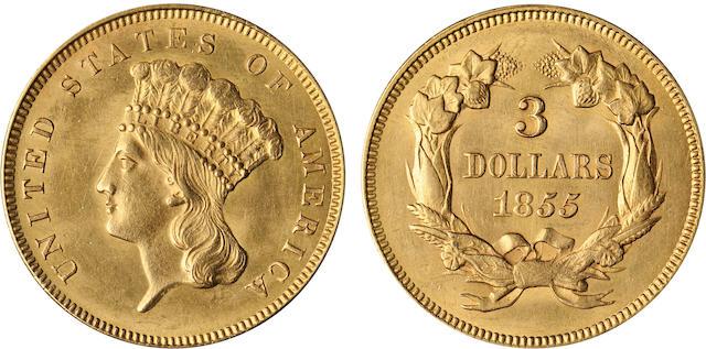 1855 $3