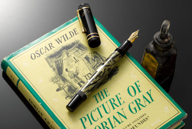 MONTBLANC: Oscar Wilde Limited Edition Writers Series 3-Piece Set