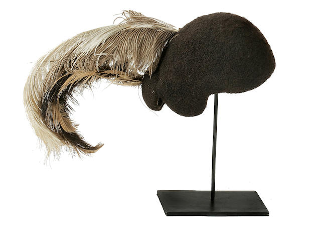 Hat with Feathers, South Africa