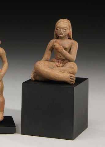 Xalitla Seated Female Figure, ca. 1200 B.C.