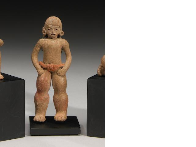 Xalitla Standing Male Figure, ca. 1200 B.C.