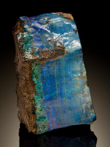 Unusual Boulder Opal Specimen