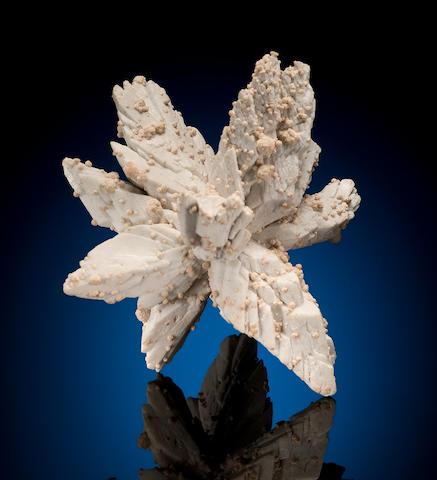 Calcite Pseudomorph Afte Selenite, Romania