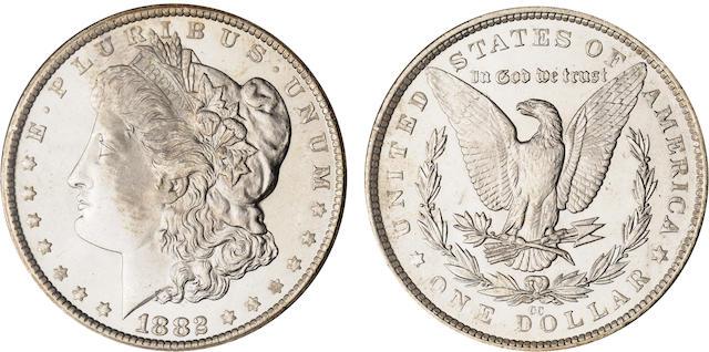 1882-CC $1 MS65 PCGS