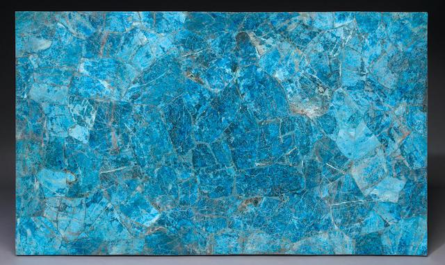 Apatite Intarsia Tabletop