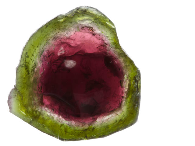 "Watermelon Tourmaline ""Nodule"""