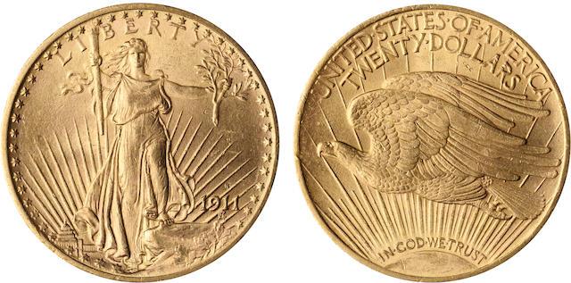 1911-S $20