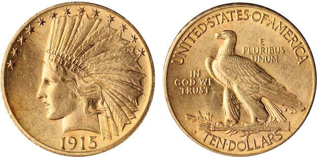 1915-S $10