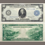 Fr. 911b $10 Federal Reserve Note 1914, New York, Gem New 65 PPQ PCGS