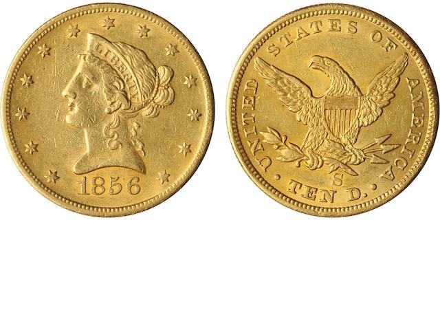 1856-S $10